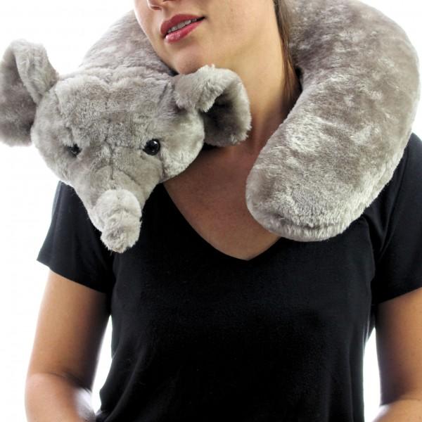 Coussin de voyage Éléphant