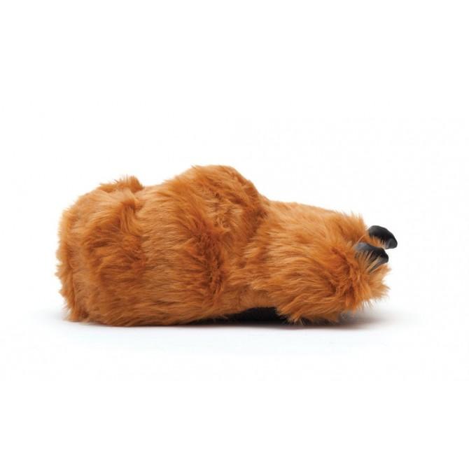 Patte d'ours marron
