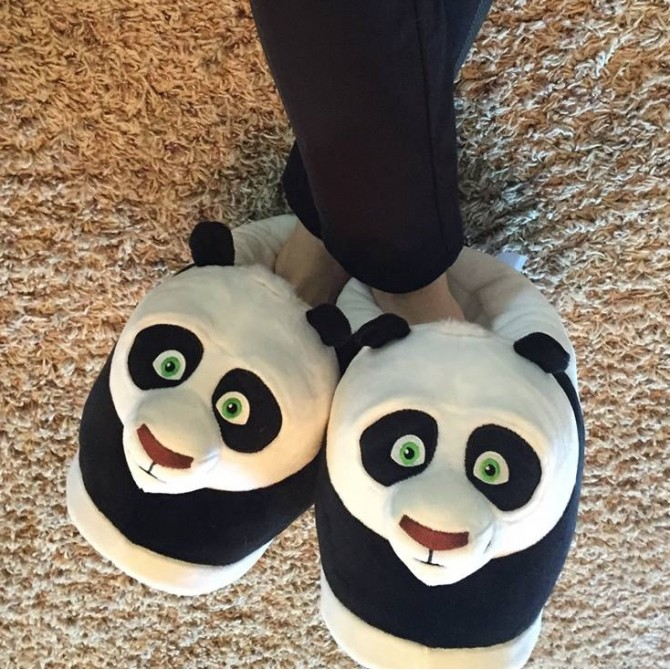 073bef420eb9 Po slippers from DreamWorks Kung Fu Panda movie for man